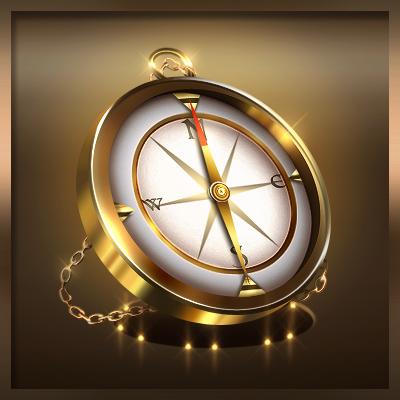 Golden Compass Icon - by Seiorai